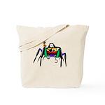 pirate_spider Tote Bag