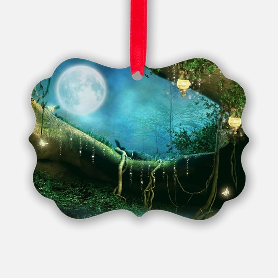 Enchanted Forest Ornament