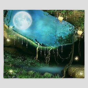 Enchanted Forest King Duvet