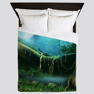Enchanted Forest Queen Duvet