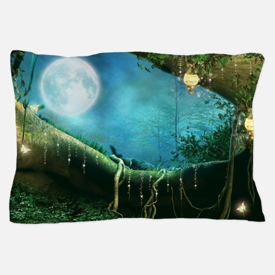 Enchanted Forest Pillow Case