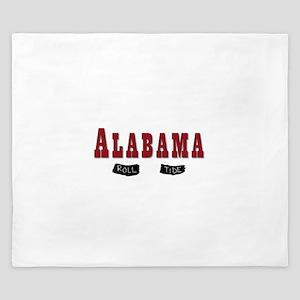 Alabama Crimson Tide King Duvet