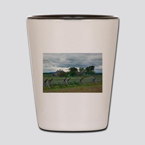 Gettysburg National Park - Codori Farm Shot Glass