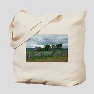Gettysburg National Park - Codori Farm Tote Bag