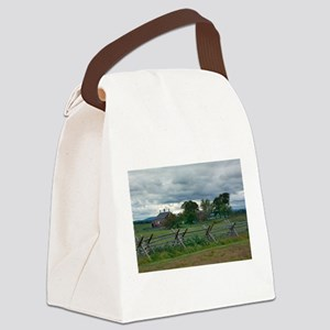 Gettysburg National Park - Codori Canvas Lunch Bag