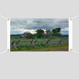Gettysburg National Park - Codori Farm Banner
