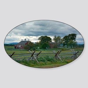 Gettysburg National Park - Codori Farm Sticker