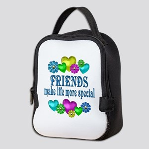 Friends More Special Neoprene Lunch Bag