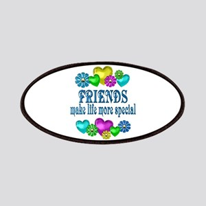 Friends More Special Patch