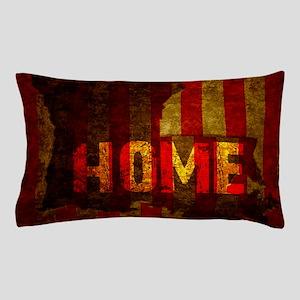 LOUISIANA HOME vintage one Pillow Case