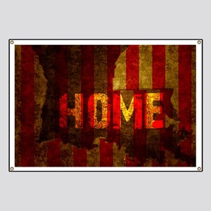LOUISIANA HOME vintage one Banner