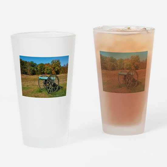 Gettysburg National Park - Fall Drinking Glass