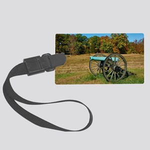 Gettysburg National Park - Fall Large Luggage Tag