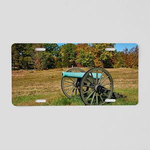 Gettysburg National Park - Aluminum License Plate