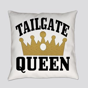 Tailgate Queen Everyday Pillow