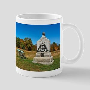 Gettysburg National Park - Fall Wheat Field Mugs