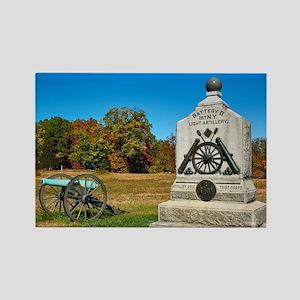 Gettysburg National Park - Fall Wheat Fiel Magnets