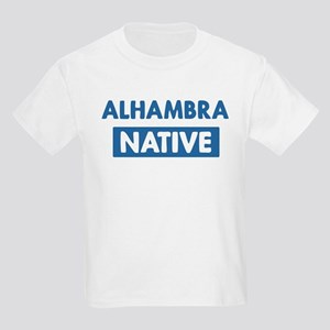 ALHAMBRA native Kids Light T-Shirt