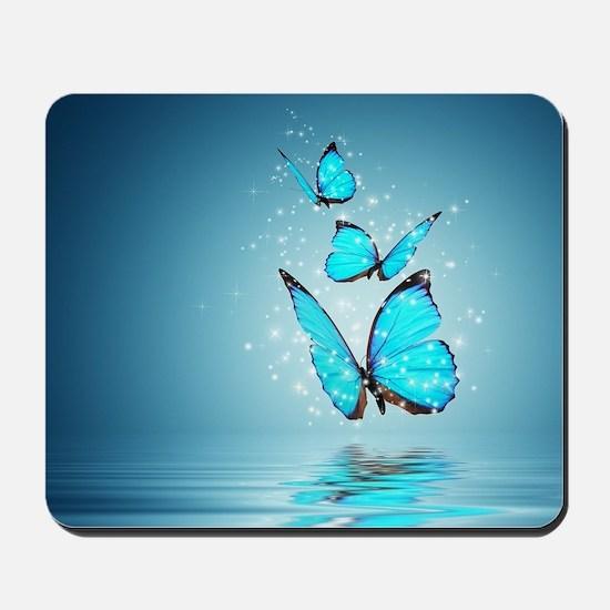 Magic Butterflies Mousepad