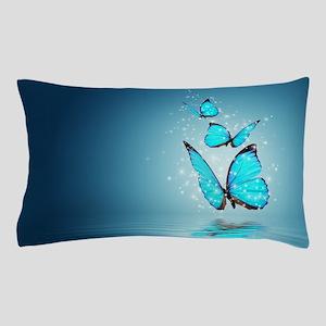 Magic Butterflies Pillow Case