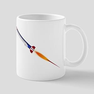 Flying Cruise Missile Mugs