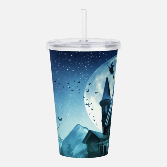 Haunted Mansion Acrylic Double-wall Tumbler