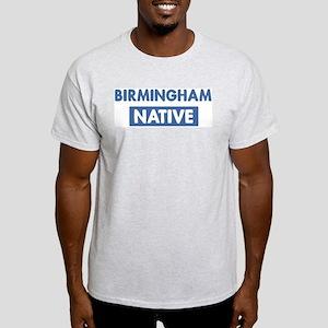 BIRMINGHAM native Light T-Shirt