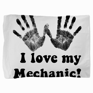 mechanic love Pillow Sham
