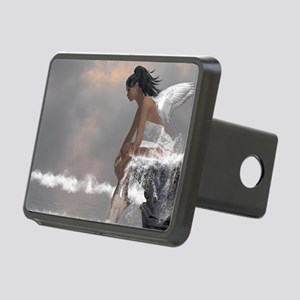 Water Angel Rectangular Hitch Cover