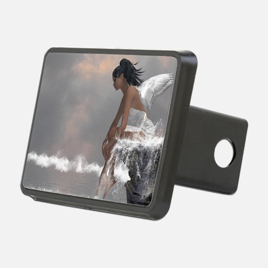 Water Angel Hitch Cover