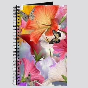 Hibiscus Butterflies Journal