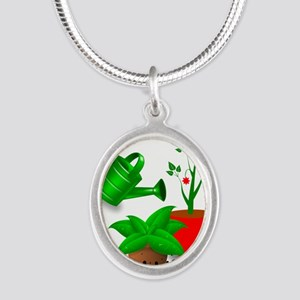 Sometimes I Wet My Plants Necklaces