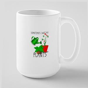 Sometimes I Wet My Plants Mugs