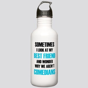 Sometimes I Look At My Stainless Water Bottle 1.0L