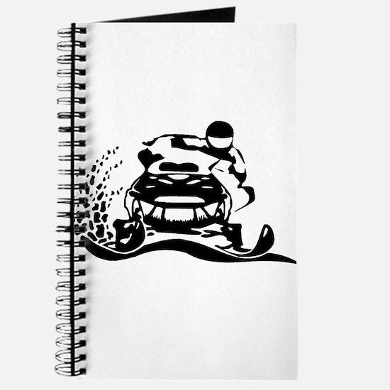 Cute Snowmobiling Journal