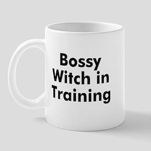 Bossy Witch in Training Mug