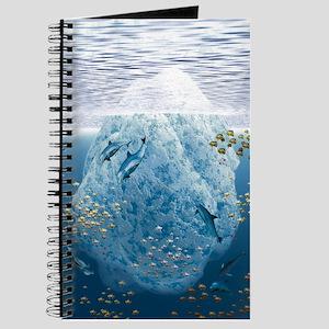 Iceberg Sealife Journal