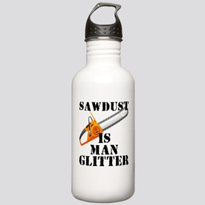 Sawdust Is Man Glitter Stainless Water Bottle 1.0L