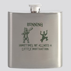 RUNNING sometimes we all need a little motiv Flask