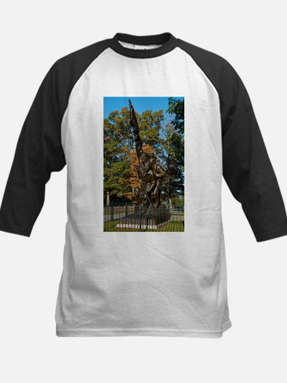 Gettysburg National Park - North C Baseball Jersey