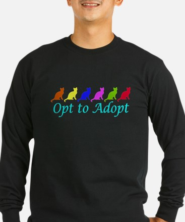 Rainbow Opt to Adopt T