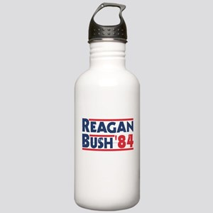 Reagan Bush '84 Stainless Water Bottle 1.0L