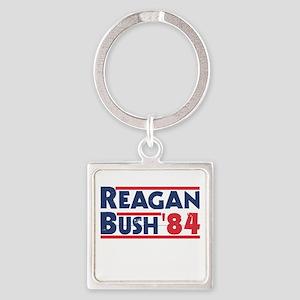 Reagan Bush '84 Keychains