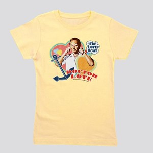 Doctor Love Girl's Tee