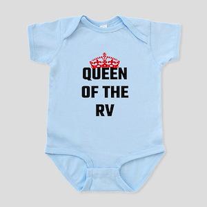 Queen Of The RV Body Suit