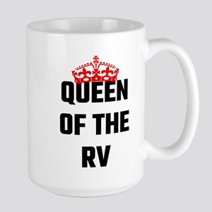 Queen Of The RV Mugs