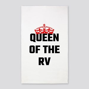 Queen Of The RV Area Rug