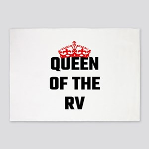 Queen Of The RV 5'x7'Area Rug
