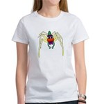 colorful_phidippus_no_background T-Shirt