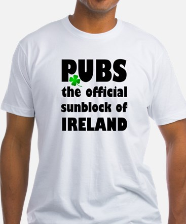 PUBS the official sunblock of IRELAND T-Shirt